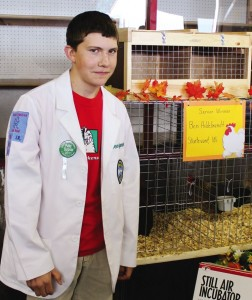 The Great Guinea Caper brings local youth a 'Pullet Surprise' win