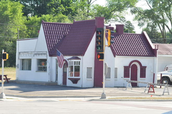 Changes proposed at ice cream shop