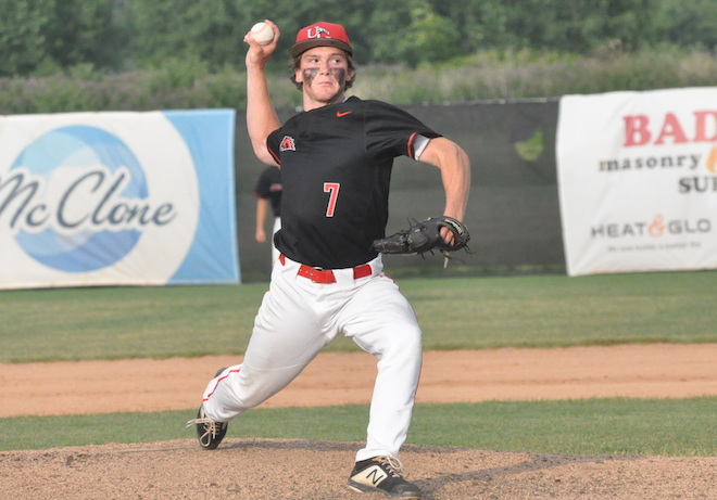 Broncos bow out of state baseball tournament