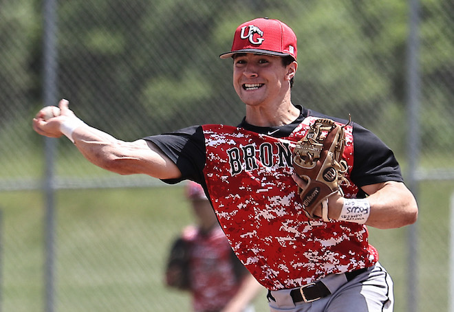 ALL AREA BASEBALL: Victor gets the spoils