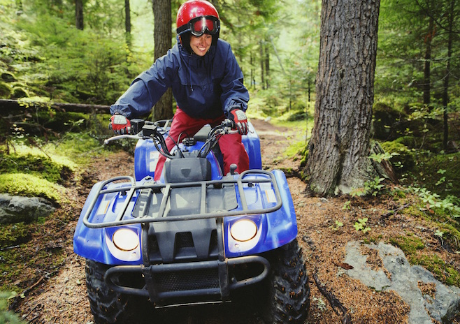 Residents to get a vote on ATVs