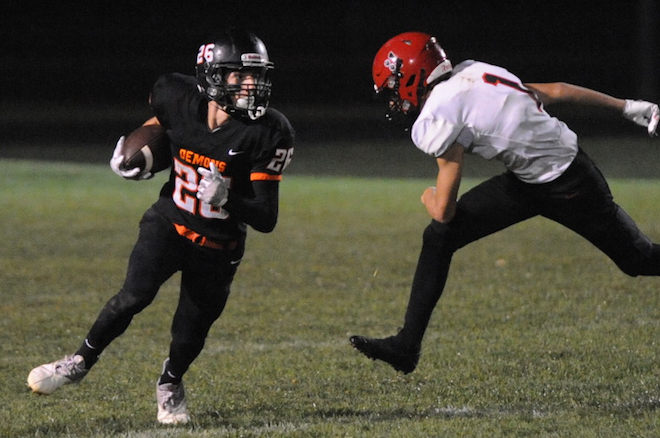 Burlington, Waterford clinch playoff spots, put pride on the line